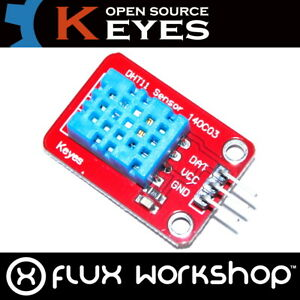 3pcs Keyes DHT11 Temperature and Humidity Sensor MD-025 Arduino Flux Workshop