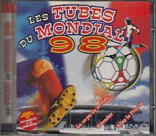 CD ALBUM 16T FOOTBALL / TUBES DU MONDIAL 98 / COPA DE LA VIDA