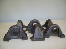 LOT OF 6  WELD ON SHANKS FOR BOMAG COMPACTORS APO-601
