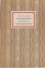 IB 223(2) - Pedro de Alarcón: Der Dreispitz   1952