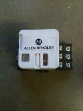 Allen Bradley Relay w/ Base, # 700-HB33Z24, Series A, USED