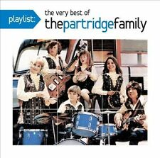 CD: Playlist: The Very Best of THE PARTRIDGE FAMILY nm