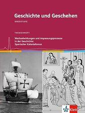 BUCH - Geschichte und Geschehen - Themenhefte für die Oberstufe in Niedersachsen