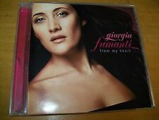 GIORGIA FUMANTI FROM MY HEART CD BLUE NOTE RECORDS