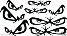 RC airbrush stencils/ paint masks evil eyes (SINGLE USE ONLY)