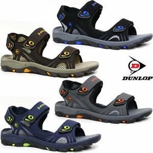 Mens Dunlop Summer Sandals Walking Hiking Trekking Sports Beach Surf Shoes Size