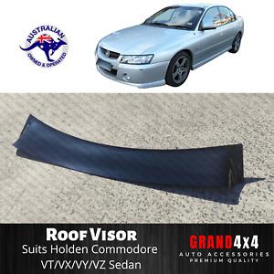 ROOF VISOR FOR HOLDEN COMMODORE VT VX VY VZ REAR VISOR ROOF SPOILER SUN GUARD