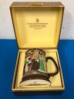 Beswick Royal Doulton Christmas Carol Tankard Mug Charles Dickens 1978 MINT (2E)