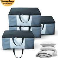 Breathable Duvet Bedding Clothing Storage Under bed Bag Single Double King Size