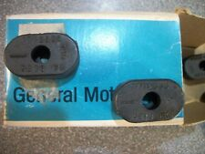 NOS GM Seat Bumper Stops RS, SS, Z28, GTO