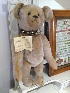 Beardsley Bear By Deb Beardsley From USA Made For Teddy Bears Of Witney MITCHELL