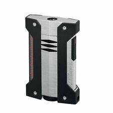 S.t. Dupont Defi Extreme Lighter Brushed Metal Torch Flame 21403