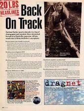 Carlene Carter a retrospective Interview
