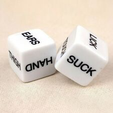 Mens Novelty Sex Love Dice Toy Gift Boyfriend Girlfriend Gifts For Her Adult Fun