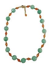 New Illuminata Semi Precious Stone Necklace from Dillards NWT $50 tags #ND100