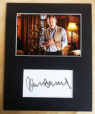 ALEXANDER ARMSTRONG SIGNED AUTOGRAPH MOUNTED WITH PHOTO Doctor Who SARAH JANE
