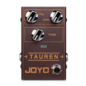 JOYO R-01 Tauren Overdrive guitar effect pedal With wide range of High-Gain
