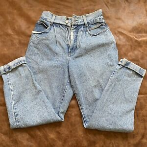 vintage z Cavaricci high waisted jeans size 28 made in usa