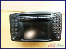 Radio Navigation Comand A2038275242 MERCEDES-BENZ CLK (C209) 270 CDI