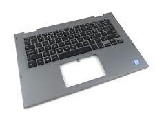 New Dell Inspiron 5368 / 5378 Palmrest W/ US backlit Keyboard - JCHV0 0JCHV0 A