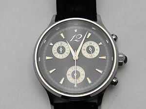 TCM Herrenuhr / Damenuhr Armbanduhr Miyota JS00