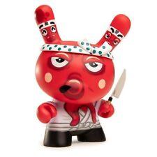 """Tako's Revenge 5""""Dunny Vinyl Art Figure - Red Edition (Fakir x Kidrobot)"""