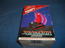 BRAND NEW NOS IN BOX KRAFT STARMASTER JOYSTICK FOR ATARI 2600 400 800 COMMODORE