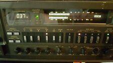Vintage Technics Cassette Tape Player RS-M95 HI-End Rare / Manual & Schematic