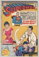 Superman #192 January 1967 VG Super-Brat