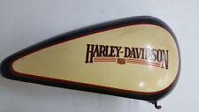 Harley-Davidson Fuel Tank right 84-99 Softail oem paint flstc heritage split gas
