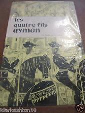 Gailly de Taurines: les quatre fils Aymon/ Société Française du Livre
