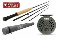 New Scientific Anglers 103435 Fly Fishing / Panfish Combo w/ rod, reel, case