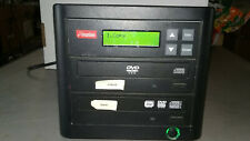 Imation CD DVD 1 X 1 Stand Alone Duplicator IDE Drives +R DL  # DVD/CD-D1100