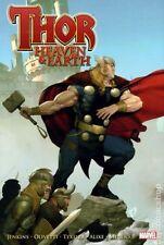 Marvel comics hard cover Thor Heaven and Earth HC 2011