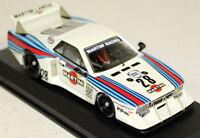 Best 1/43 Scale  9241 Lancia Beta Montecarlo Silverstone 1981 Patrese / Cheever