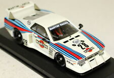 Best 1/43 Scale  9241 Lancia Beta Montecarlo Silverstone 1981 Patrese / Cheever