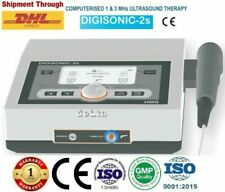 Chiropractic Ultrasound Therapy 1 Amp 3mhz Physiotherapy Pain Amp Stress Relief Unit