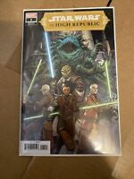 STAR WARS: THE HIGH REPUBLIC #1 (Marvel Comics 2021) Ario Anindito Variant Cover