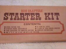 Rug Crafters Starter Kit