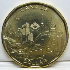 RCM - 2017 - $1 - 150th Anniv. of Canada - Achievement - BU ( From a new roll )