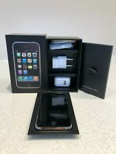 New iPhone 3G (with matching Box & accessories, 8GB)