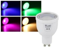 Mi-Light Smart Light GU10 5W RGB+WW FUT018 LED Leuchtmittel 230V