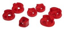 1988-1991 Honda Civic CRX Red Motor Mount Inserts Kit 4-Piece Prothane 8-1903