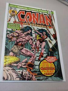 Marvel CONAN THE BARBARIAN #58 (1976) 1st Belit Full Appearance, Tigress Nice!
