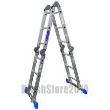 Clow Multi-Function Folding Ladder to EN131. FMA125