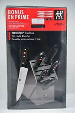 Zwilling J.A. Henckels 38662-018 Twin Tradition 13pc Knife Block Set New sealed