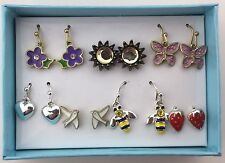 Seven Pairs Of Earrings