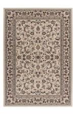 Tapis persans/oriental traditionnel beige pour la maison, 80 cm x 150 cm