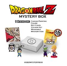 Dragon Ball DBZ LOOT MYSTERY 📦 Lot Of DBZ Collectibles + ART *FREE SHIP* 🐉