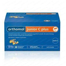Orthomol Immun Junior C Plus - Boosts Immunity in Children - 30 Doses